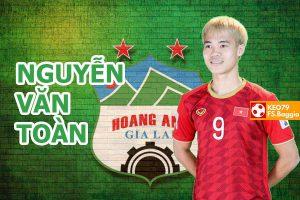 Cầu thủ Nguyễn Văn Toàn