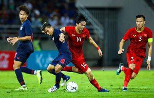 Bóng đá Việt Nam Thái Lan World Cup 2022