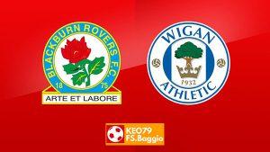 Blackburn Rovers vs Wigan, 02:45, 24/12/2019: Hạng Nhất Anh