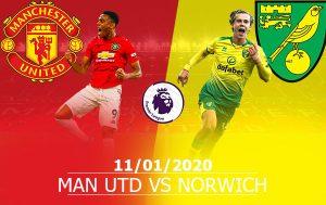 Manchester United vs Norwich